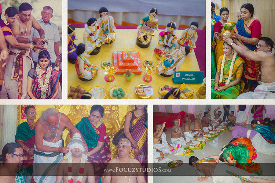 Brahmin Wedding Rituals - Focuz Studios™