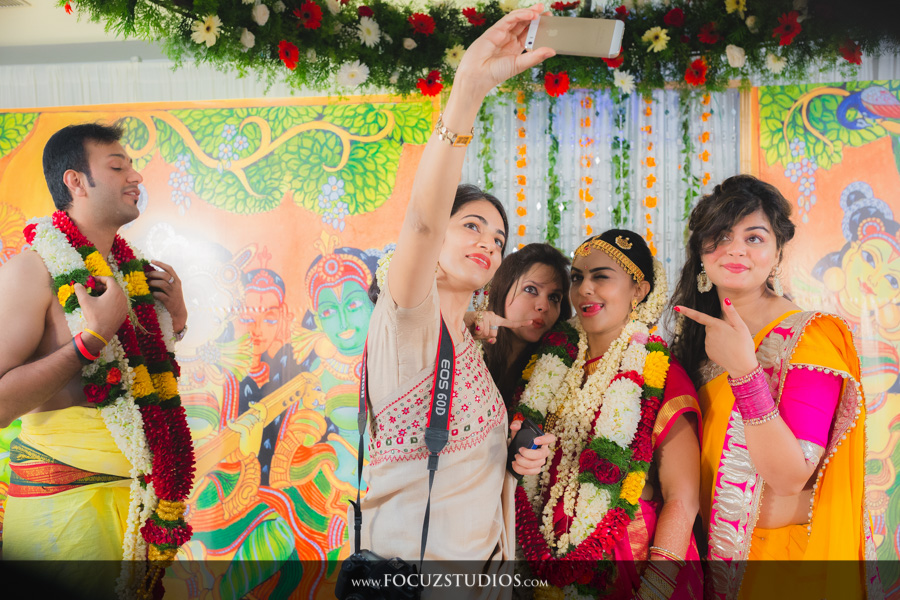 Kerala Brahmin Wedding Candid Photography