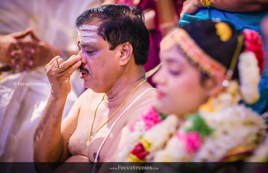 Brahmin Candid Wedding Photography Chennai