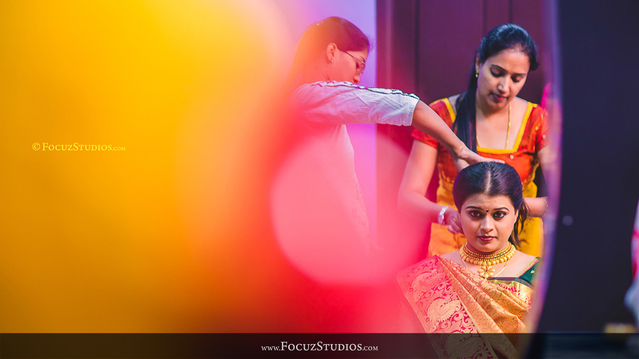 Candid Wedding Photography in Salem