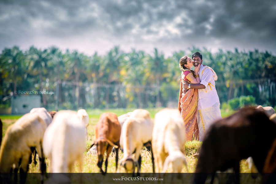 Pre Wedding Shoot in Madurai