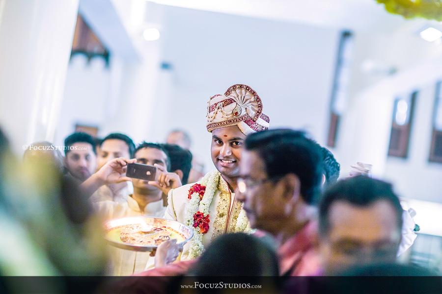 Konkani-Tamil Candid Wedding Photography