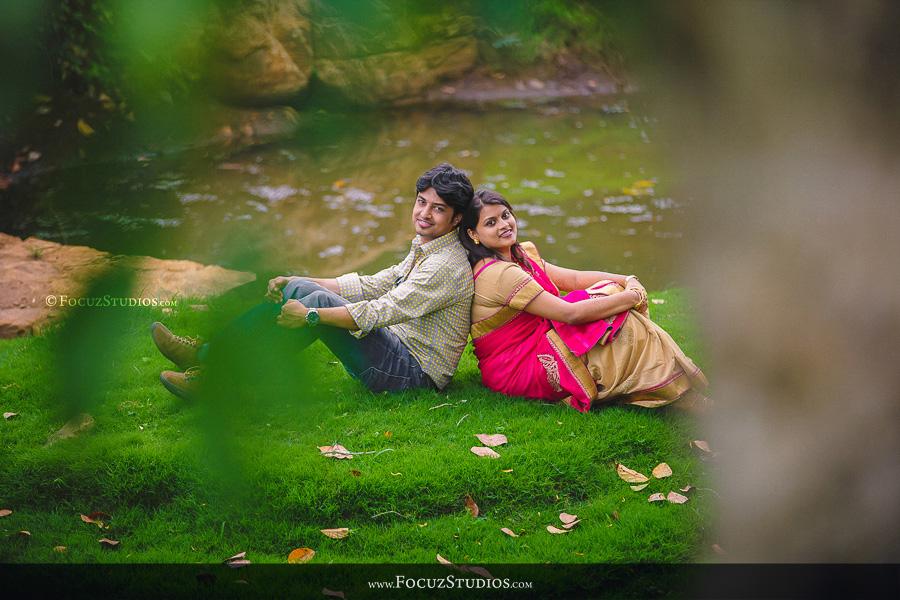 Post Wedding Couple Photoshoot Yercaud Salem