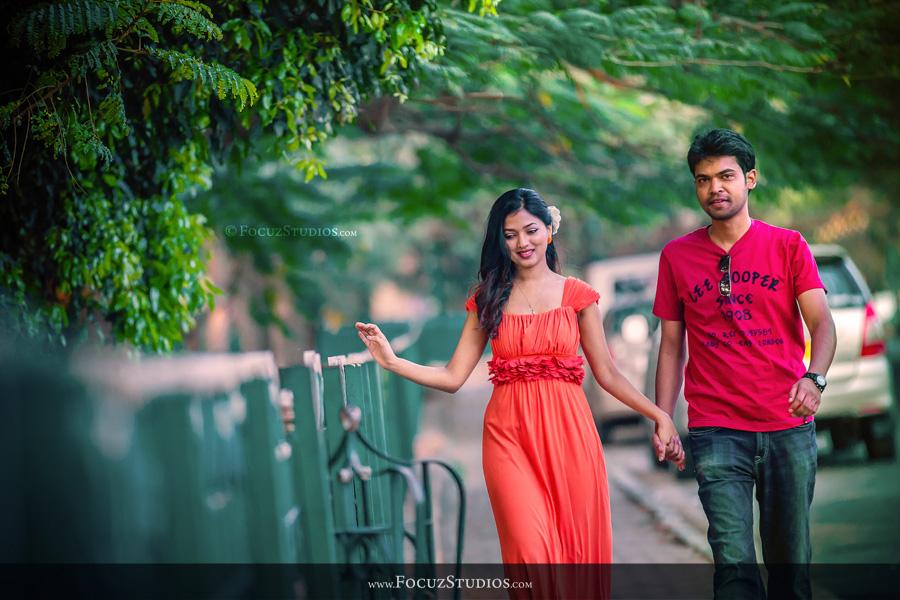 Post wedding shoot Bangalore