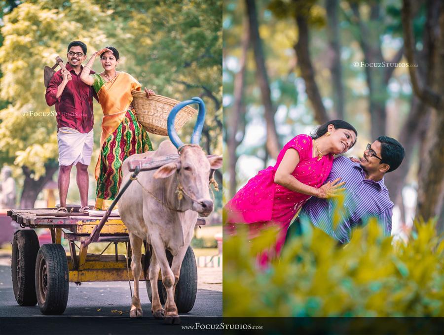 Post Wedding Shoot Chennai