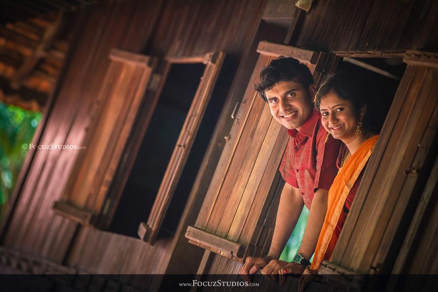 Post Wedding Shoot in Chennai