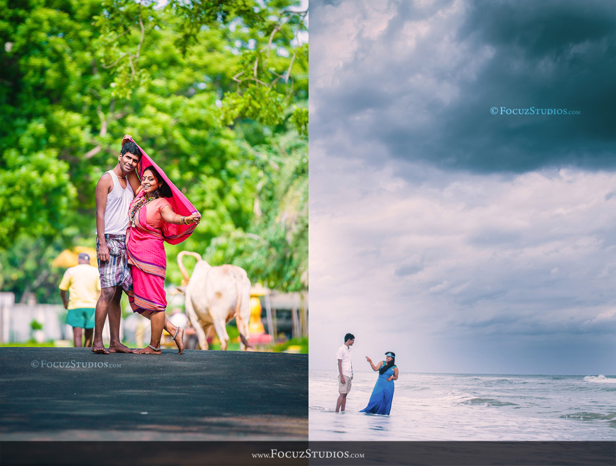 Post Wedding Couple Shoot Chennai