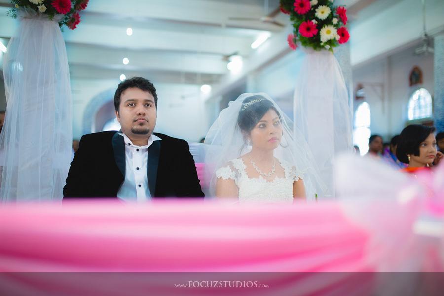 christian wedding candid photography india