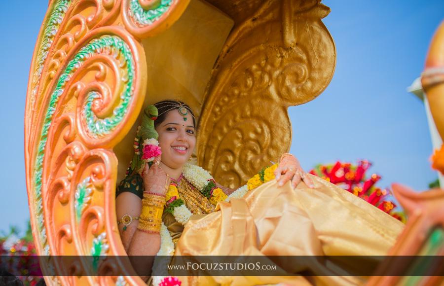 Janani karthik wedding