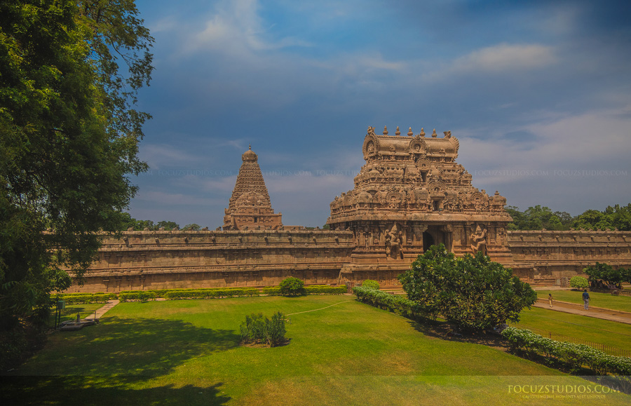 thanjavur temple list