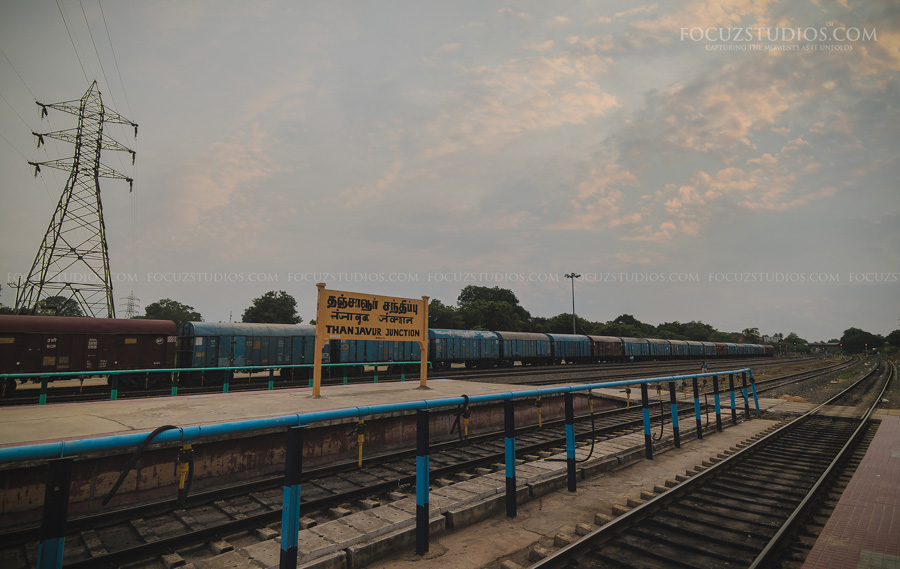 thanjavur railway station