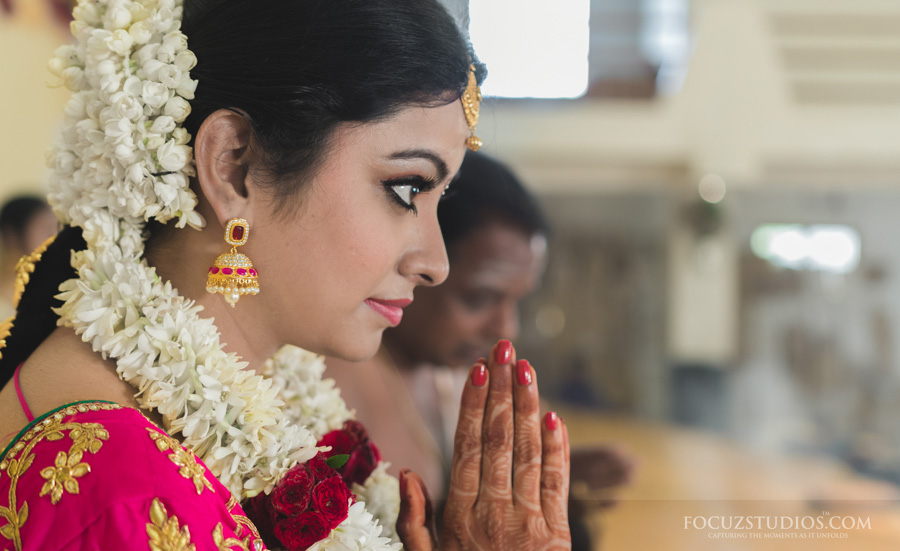 Ganesh Venkatraman and Nisha Krishnan Wedding Photos Stills Focuz Studios