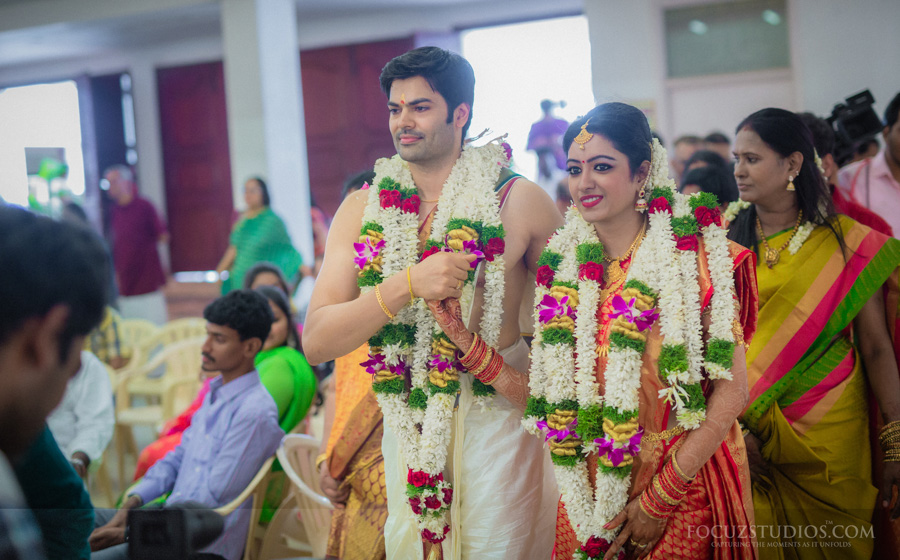 best brahmin celebrity wedding photographer chennai Focuz Studios