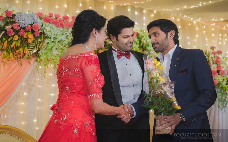 celebrity wedding photos in tamilnadu Focuz Studios