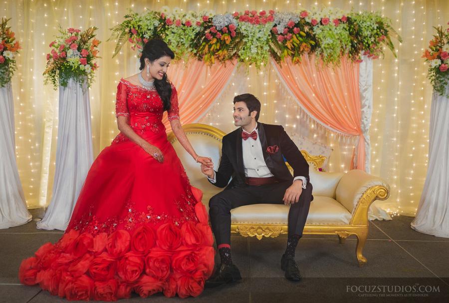 Ganesh Venkatraman Wedding Reception Photos Stills Focuz Studios