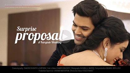 Big Boss Ganesh Venkat proposes Nisha