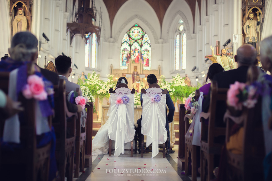 Santhome Church Wedding Marriage Bureau