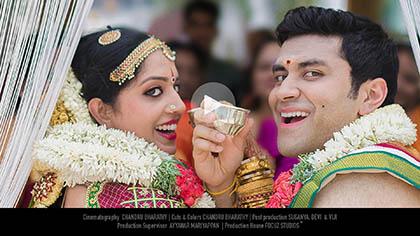 Sweta Bhargav wedding film focuz studios