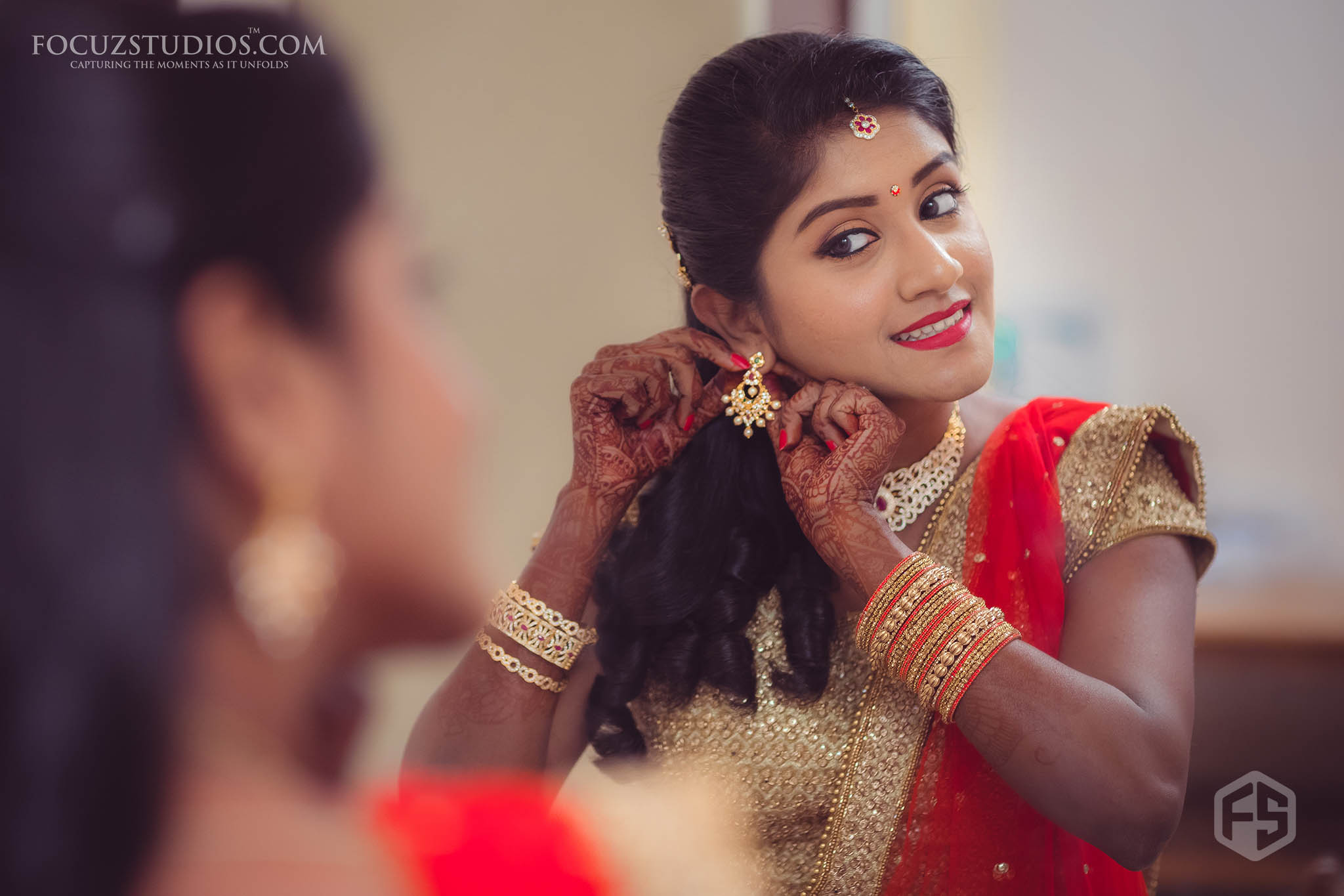 A Graceful Tamil Wedding Photography In Chennai
