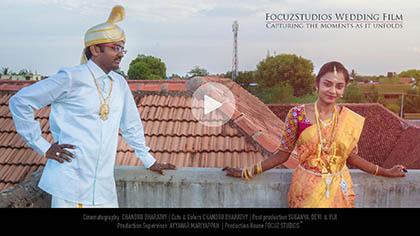 chettinad wedding film focuz studios