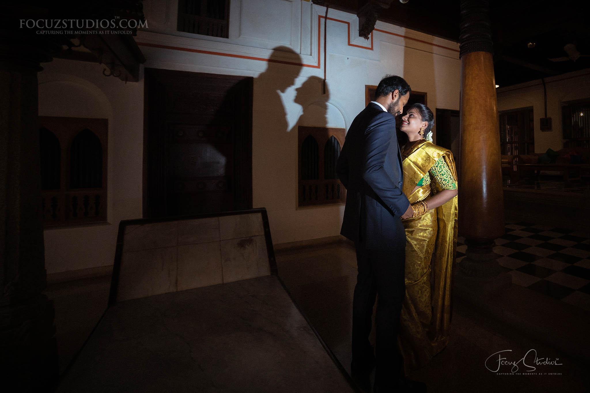 Focuz Studios pre wedding photo shoot