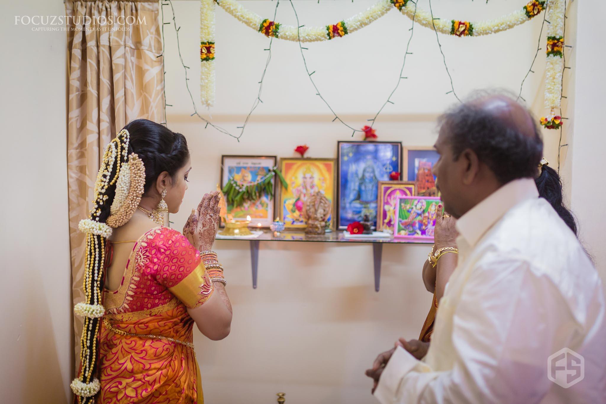 A Beautiful Srilankan Wedding at Colombo-1
