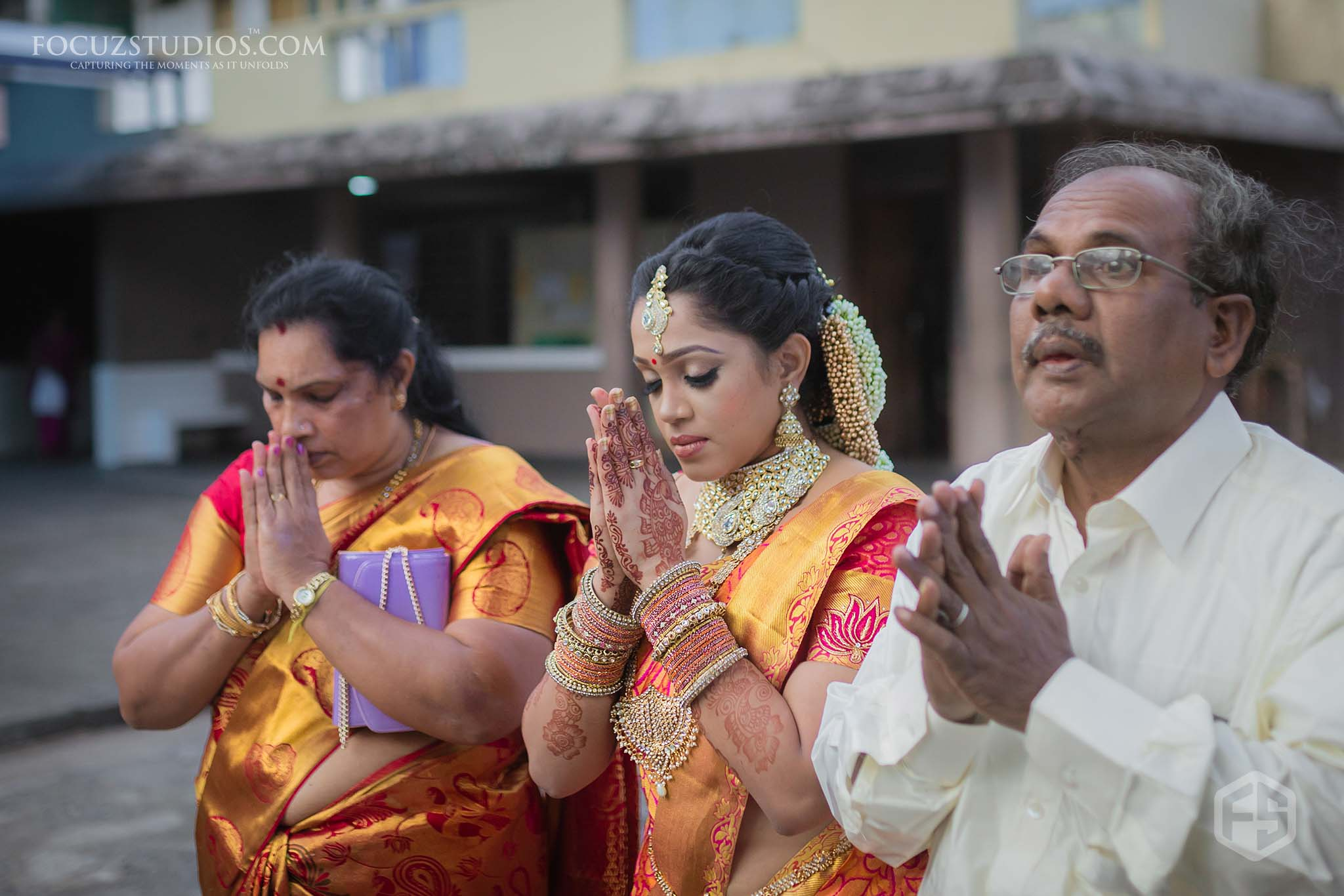 A Beautiful Srilankan Wedding at Colombo-2