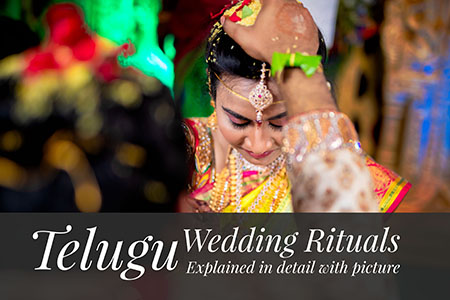 Rituals naidu wedding Hindu Rites