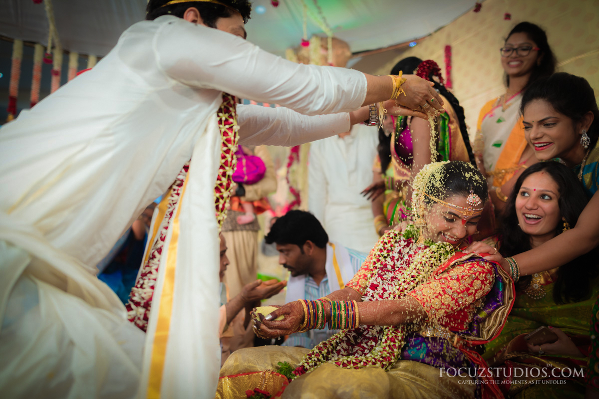 [With Pictures] Telugu Hindu Wedding Rituals Explained in