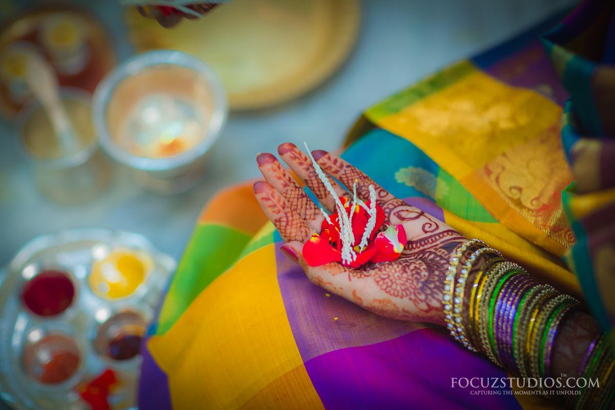 Ganesha-and-Gowri-Pooja-telugu-wedding-rituals-1