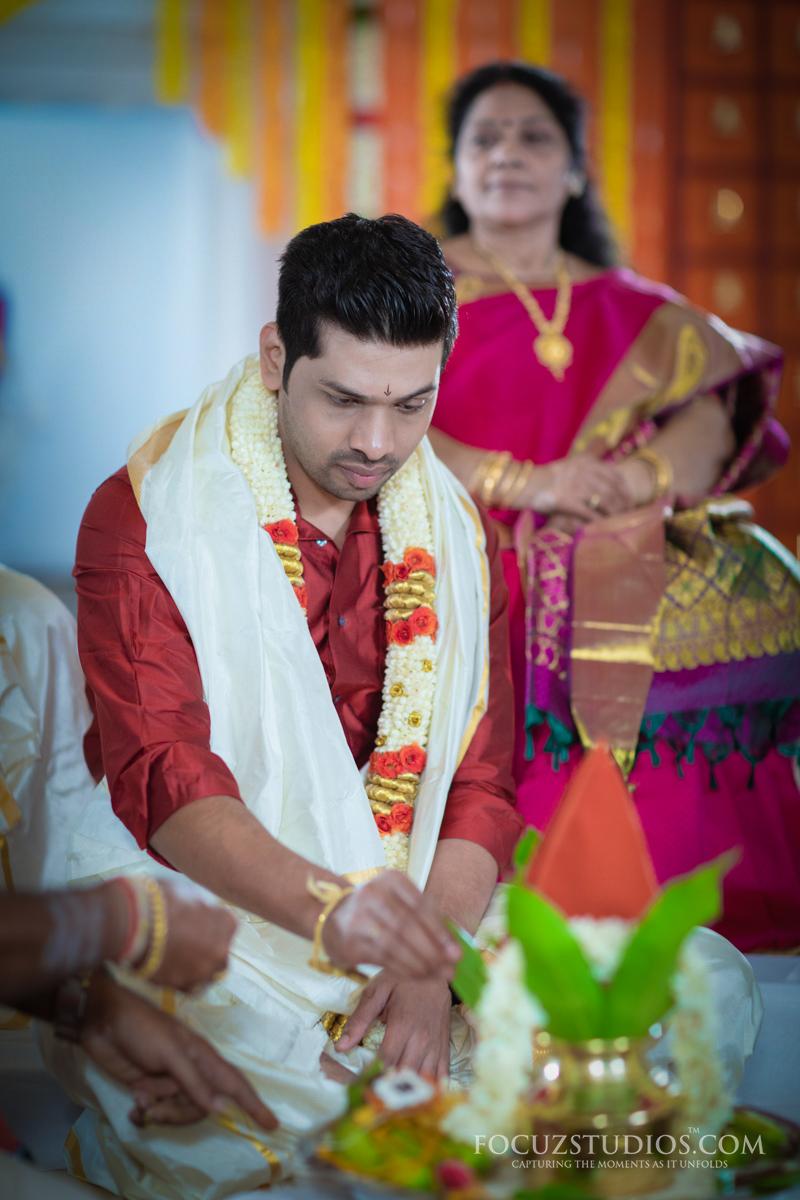 Ganesha-and-Gowri-Pooja-telugu-wedding-rituals-2